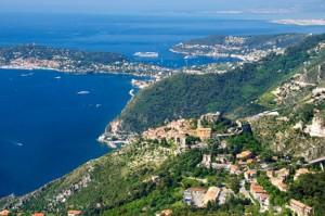 Les meilleures excursions de la Côte d'Azur à partir de Villefranche sur Mer, Monaco, Cannes, Croisiere